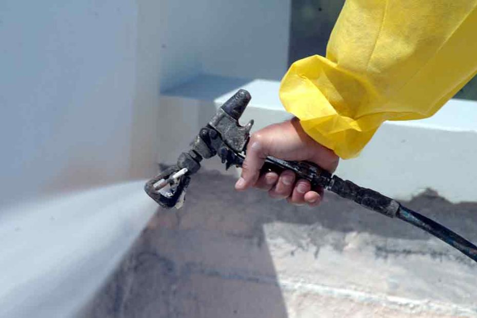 How to clean aluminium window frames from dirt and stains