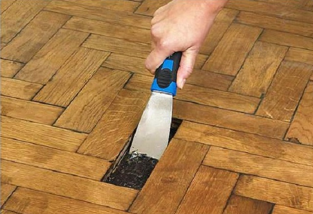 How To Remove Parquet Flooring From Plywood And Concrete Subfloors