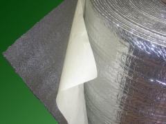 Aluminium waterproofing membrane