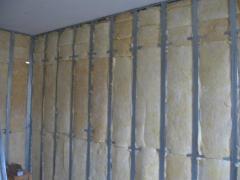 Proper insulation of basement