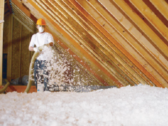 loose-fill insulation technology
