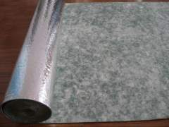 The substrate under the laminate on the basis of foil