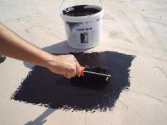Bitumen latex waterproofing emulsion