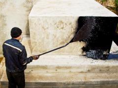 Liquid waterproofing bitumen