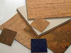 Different types of cork floor