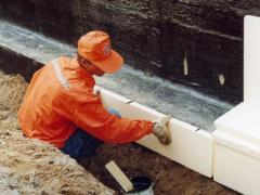 Modern methods of thermal insulation