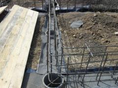 Foundation reinforcement details
