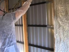 How to reduce heat loss in the garage