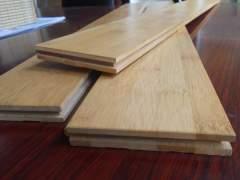 Eco-friendly bamboo flooring