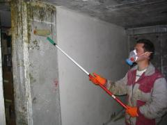 How to make waterproofing walls in basement