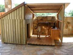 Ready comfortable dog house