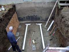 How to build a root cellar
