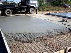 How to build a slab foundation