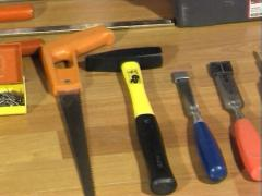 The set of tools needed to repair your doors