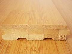 Bamboo panel for floor