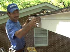 How to install roof drip edge
