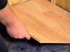 Stacked laminate yourself