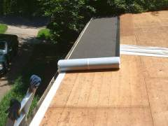How to install rolled roofing