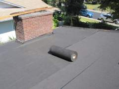 How to install roll roofing