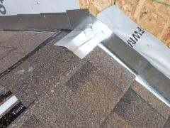How to install roof edge flashing