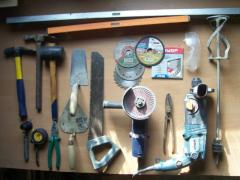 A set of tools for working with brick