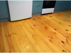 Properly treated floors from exposure to high humidity