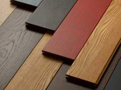 Different color types of laminate