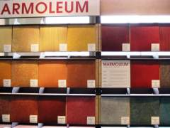 Different types of Marmoleum