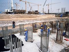 Pile Foundation for high-rise building