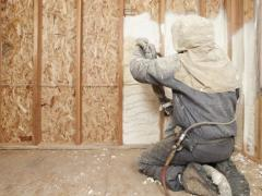 What insulation to use in stud walls