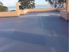 Types of waterproofing used at different stages of building