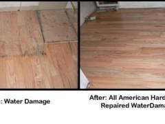 How to restore parquet flooring yourself