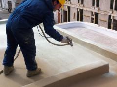 Polymer-cement waterproofing compound