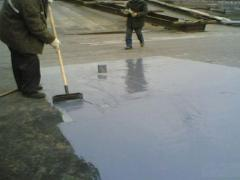 Waterproofing materials for roof