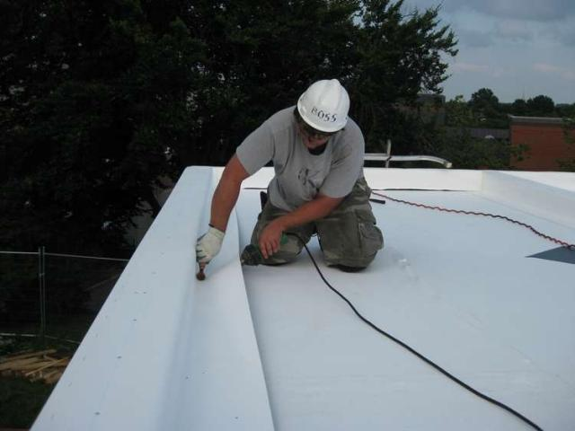 Pvc Waterproofing Membrane Benefits And Ways Of Application