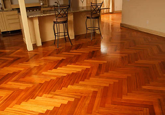 Types of flooring materials